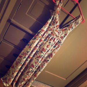 Gorgeous Floral Maxi Dress ✨